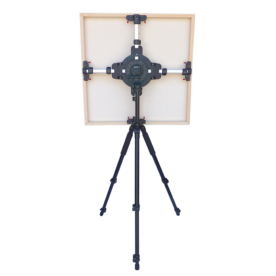 STUDIO Easel by Artristic - Rotates Tilts, Spins  Paint